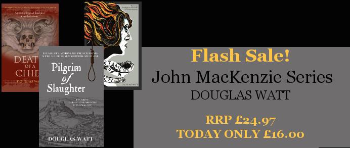 Black Friday Bundle: John MacKenzie Series